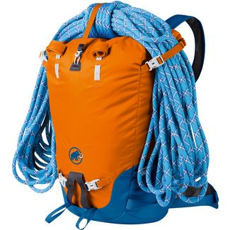 Mammut TRION LIGHT 28 Kletterrucksack sunrise-dark cyan