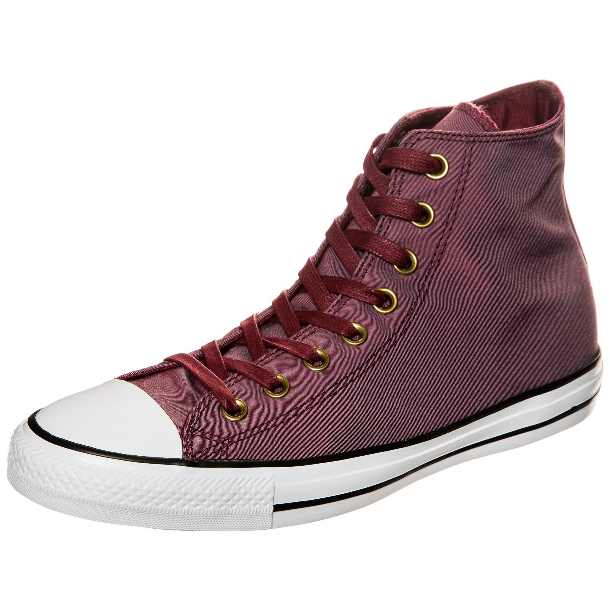 CONVERSE Chuck Taylor All Star Sneaker Herren bordeaux / weiß im Online  Shop von SportScheck kaufen