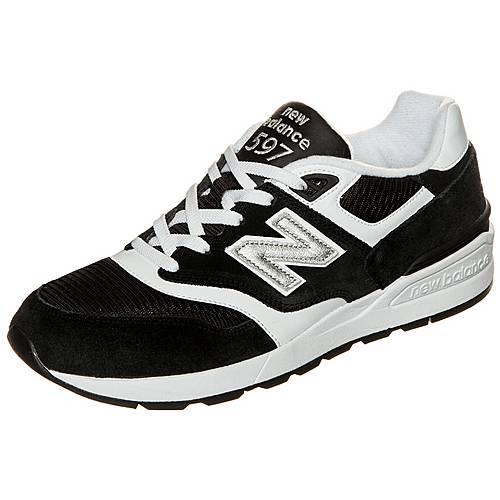 NEW BALANCE ML597-RSD-D Sneaker Herren schwarz / silber