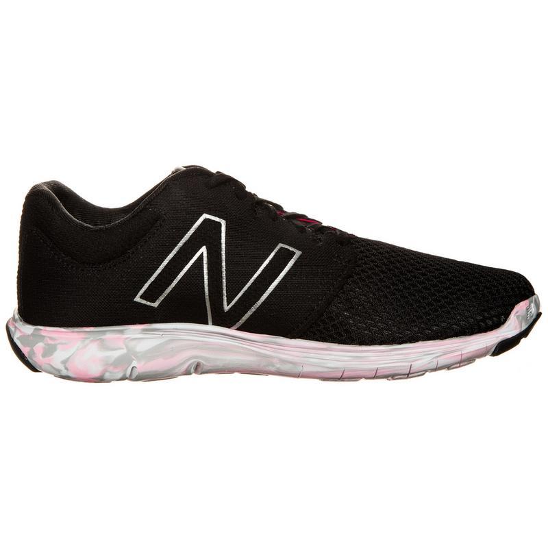 New Balance »Flx Ride 530 V2« Laufschuh, schwarz, schwarz-rosa