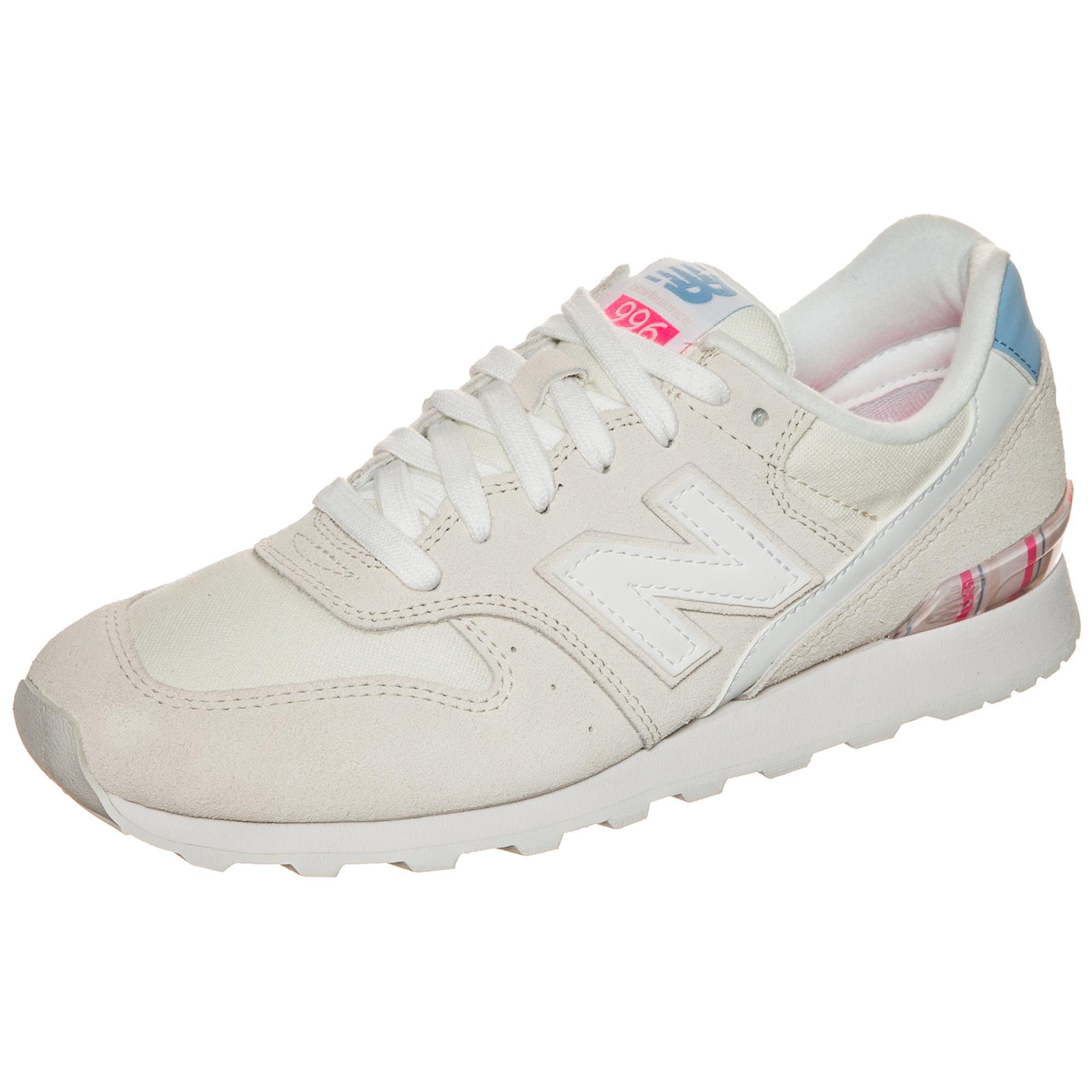 NEW BALANCE WR996-OSA-D Sneaker Damen beige / weiß / pink im Online Shop  von SportScheck kaufen