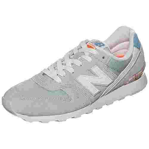 NEW BALANCE WR996-OSC-D Sneaker Damen grau / blau / weiß