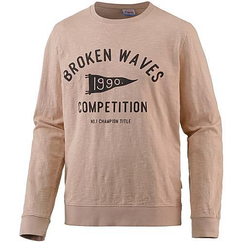 Jack & Jones Sweatshirt Herren altrosa washed
