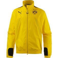 PUMA Borussia Dortmund Trainingsjacke Herren Cyber Yellow-Cyber Yellow