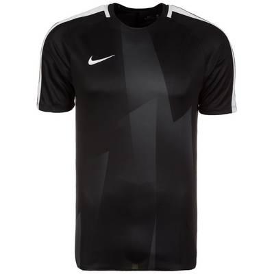 Nike Dry Squad Funktionsshirt Herren schwarz / weiß