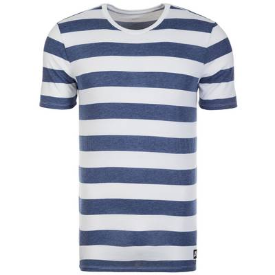 Nike Dry T-Shirt Herren weiß / blau