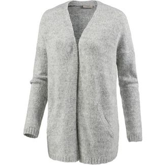 TIMEZONE Strickjacke Damen grey melange
