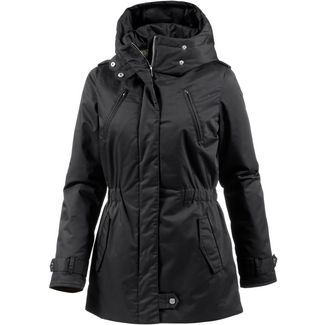 Elvine Gunnel Parka Damen black