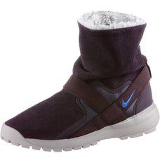 Nike GOLKANA BOOT Bootie Damen port wine-racer blue-cobblestone