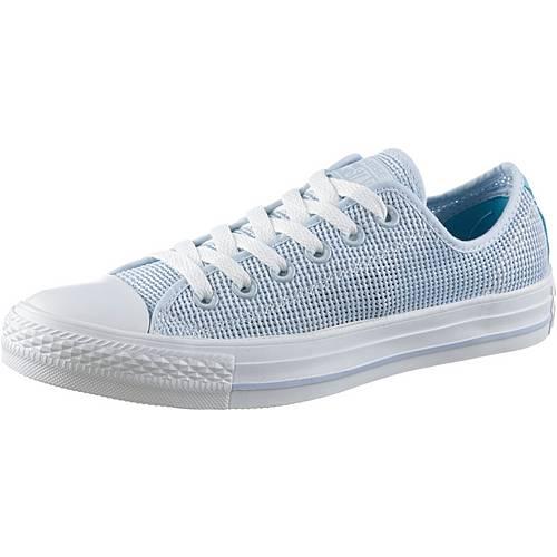 CONVERSE Chuck Taylor All Star Ox Sneaker Damen hellblau