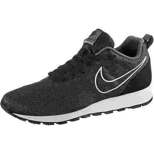 Nike MD RUNNER 2 ENG MESH Sneaker Herren BLACK/BLACK-DARK GREY