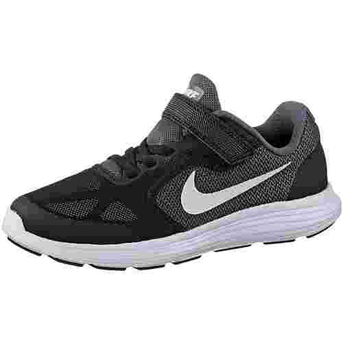 Nike Revolution psv Laufschuhe Kinder DARK GREY/WHITE-BLACK-PURE PLATINUM