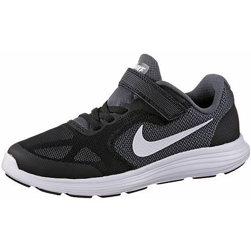 Nike Revolution psv Laufschuhe Kinder DARK GREY/WHITE-BLACK-PURE PLATINUM