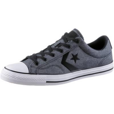 CONVERSE Star Player Ox Sneaker Herren anthrazit/schwarz