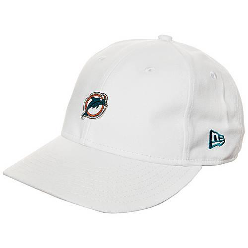 New Era 9FIFTY NFL Badge Miami Dolphins Cap weiß