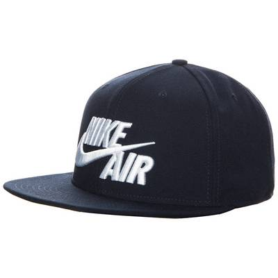 Nike Air True Cap dunkelblau / weiß
