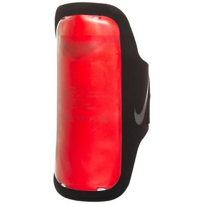 Nike Ventilated Armtasche schwarz / rot