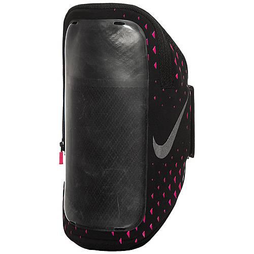 Nike Pocket Armtasche schwarz / pink