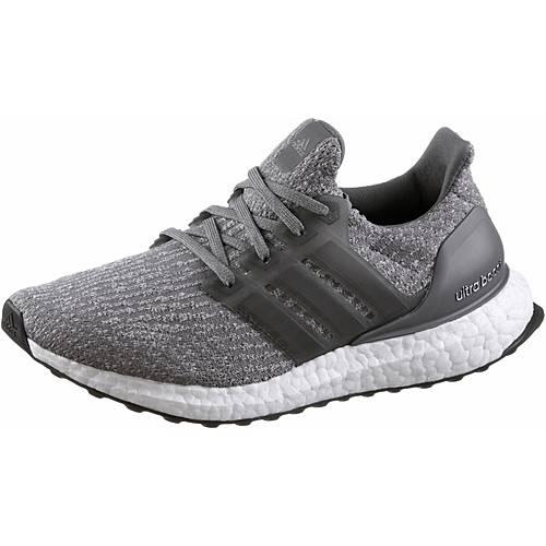 adidas Ultra Boost Laufschuhe Damen grey four