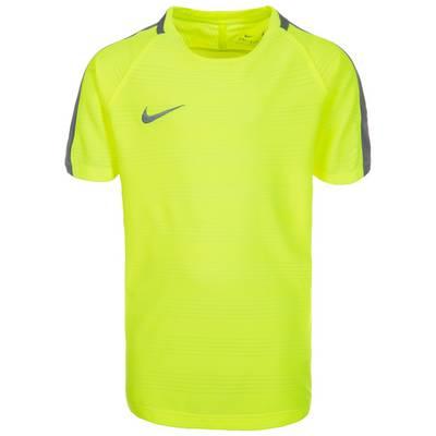 Nike Dry Squad Funktionsshirt Herren neongelb / grau