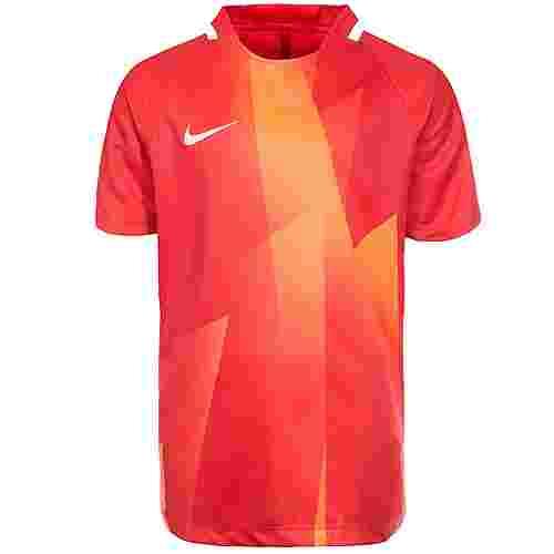 Nike Dry Squad Funktionsshirt Herren rot / orange