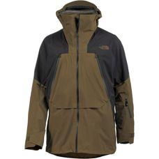 The North Face Purist Triclimate Skijacke Herren Military Olive/TNF Black