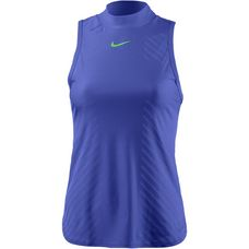 Nike Azarenka & Nike Team French Open Funktionstop Damen blau