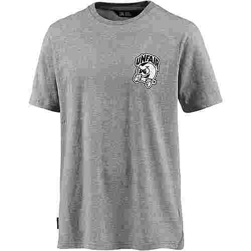 Unfair Athletics T-Shirt Herren grey melange