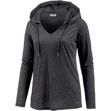 O'NEILL MARLY Langarmshirt Damen Dark Grey Melee