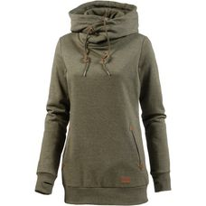 Volcom WALK ON BY HIGH Hoodie Damen DARK CAMO
