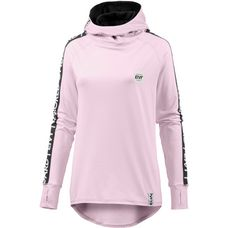 Eivy Icecold Hood Langarmshirt Damen Dusty Pink