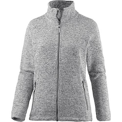 Mc Kinley Kipapa Fleecejacke Damen grey light
