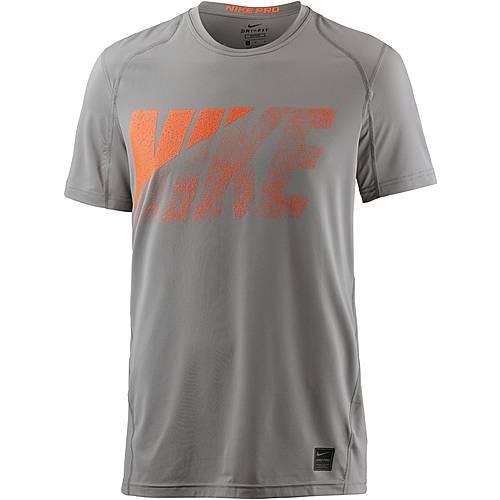 Nike Grind Funktionsshirt Herren grau