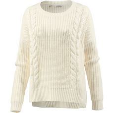 TIMEZONE Strickpullover Damen off white