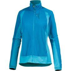 Norrøna lofoten warm1 Fleecejacke Damen Caribbean blue