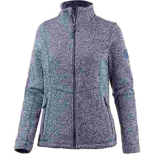 Mc Kinley Kipapa Fleecejacke Damen blue dark