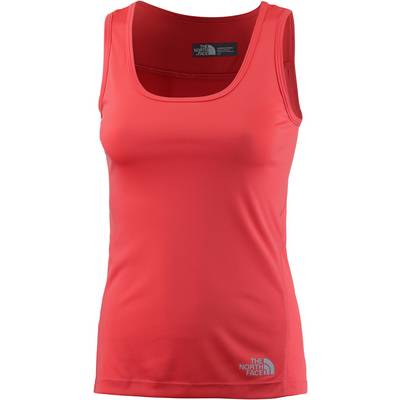 The North Face Extent Tanktop Damen cayenne red
