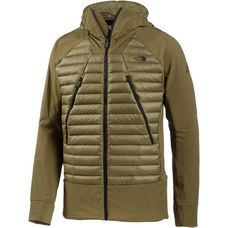 The North Face Unlimited Skijacke Herren Military Olive