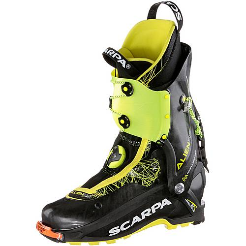 Scarpa ALIEN RS Tourenskischuhe carbon black