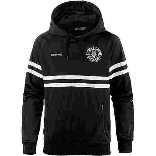 Unfair Athletics Hoodie Herren black-white