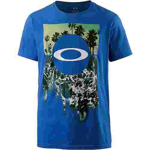 Oakley I SURF Printshirt Herren Ozone
