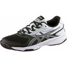 ASICS UPCOURT 2 Volleyballschuhe Damen black-silver-white