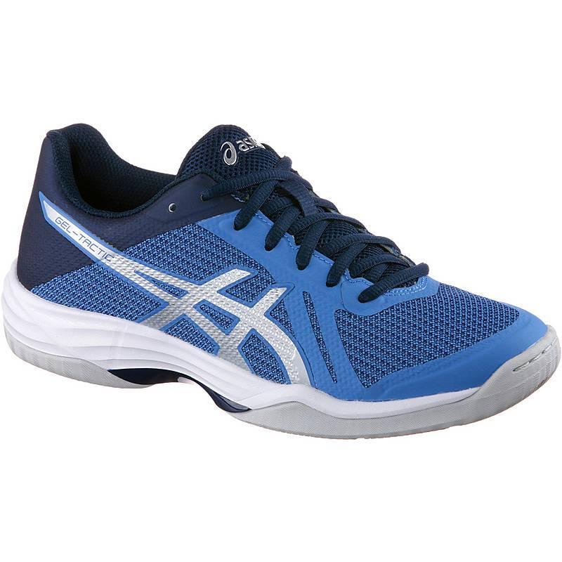 super popular e2797 2a0b4 ASICSGELTACTIC VolleyballschuheDamen regatta bluesilverindigo blu. Nike  Verkauf ...