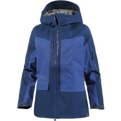 SCOTT VERTIC 3L Skijacke Damen pacific blue/galaxy blue