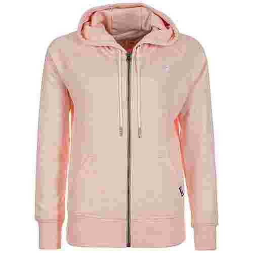 NEW BALANCE Classic Kapuzenjacke Damen rosa