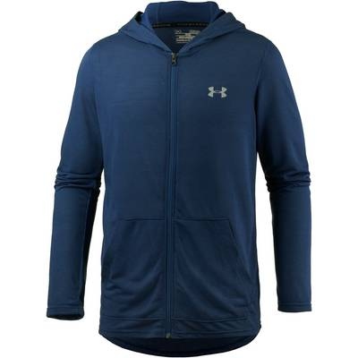 Under Armour Threadborne Kapuzenjacke Herren blackout-navy