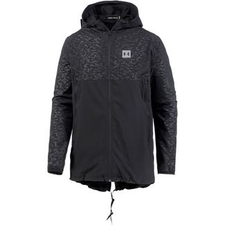 Under Armour Kapuzenjacke Herren BLACK/BLACK/GRAPHITE
