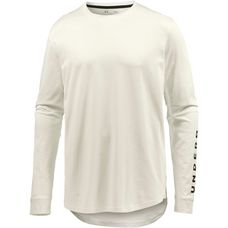 Under Armour Langarmshirt Herren IVORY/BLACK