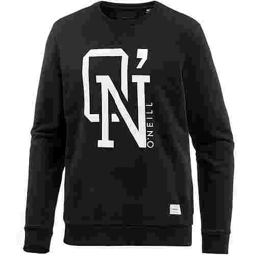 O'NEILL O'N CREW Sweatshirt Herren Black Out