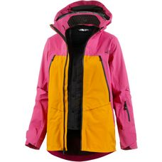 The North Face Purist Triclimate Skijacke Damen Zinnia Orange/Mr. Pink